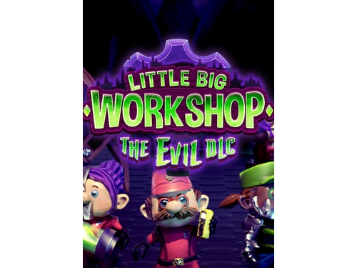 Little Big Workshop - The Evil DLC - K01671