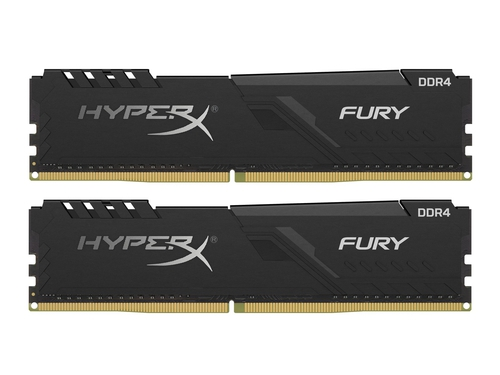 KINGSTON HyperX FURY DDR4 2x16GB 3600MHz Black - HX436C18FB4K2/32