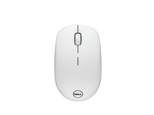 Dell WM126 Wireless Optical Mouse (White) - 570-AAQG