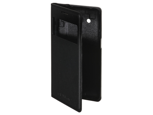 SAMSUNG ETUI S VIEW COVER DO CORE2 CZARNE - EF-CG355BBEGWW
