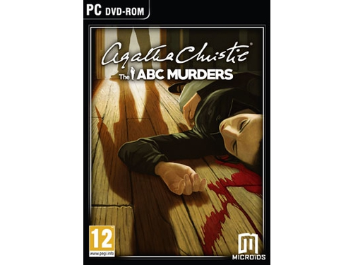 Agatha Christie : The ABC Murders - K00762