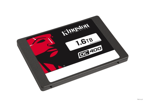 "Dysk SSD 1.6 TB Kingston SEDC400S37/1600G 2.5"" SATA III"