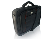 "TORBA NOTEBOOK NATEC ALLIGATOR BLACK 15,4"" - LC-ALL-B-154"
