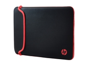 HP 14.0 Blk/Red Chroma Sleeve V5C26AA