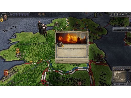 Gra wersja cyfrowa DLC Crusader Kings II: Way of Life (Expansion) K00577