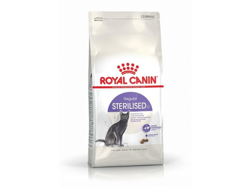 Karma Royal Canin FHN Sterilised 37 - 10 kg - 3182550737623
