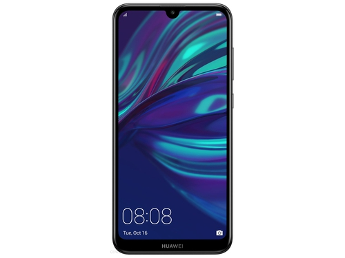 Smartfon Huawei Y7 32GB Midnight Black Bluetooth WiFi GPS LTE DualSIM 32GB Android 8.1 Midnight Black