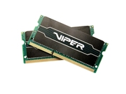 PATRIOT DDR3 8GB 2x4GB VIPER 3 1600MHz CL9 SO-DIMM - PV38G160LC9SK