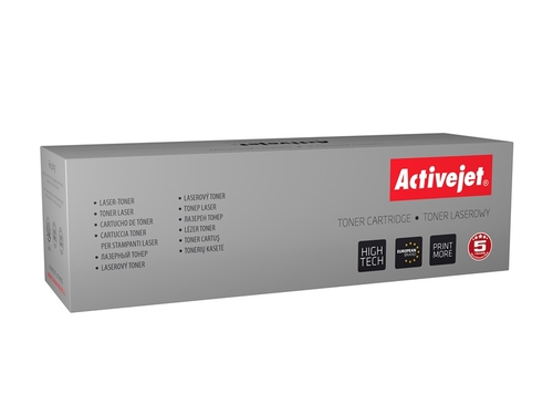 Toner Activejet ATB-243CN do drukarki Brother, Zamiennik Brother TN-243C; Standard; 1000 stron; błękitny.