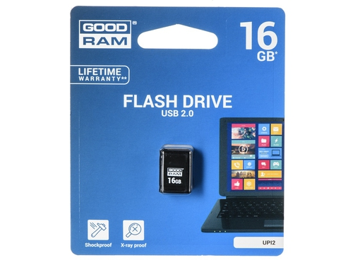 Pendrive GoodRam Piccolo 16GB USB 2.0 UPI2-0160K0R11