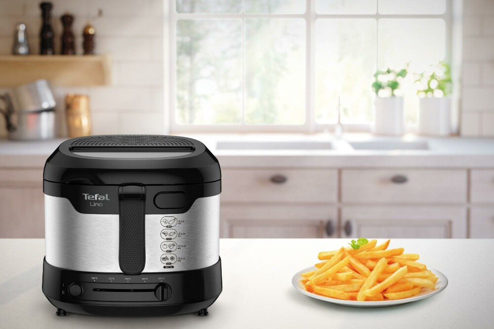 #Frytownica TEFAL FF215D Uno