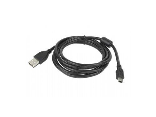 Kabel usb-mini 5pin 1.8m (canon) ferryt ccf-usb2-am5p-6 - CCF-USB2-AM5P-6